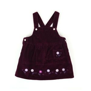 COVINGTON corduroy dress, girl's size 24M